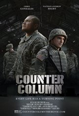 Counter Column Large Poster
