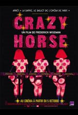Crazy Horse Movie Poster