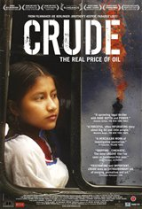Crude: The Real Price of Oil Movie Poster