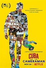 Cuba and the Cameraman Movie Poster