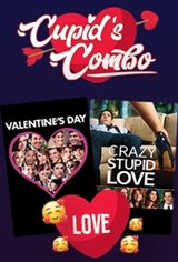 Cupid's Combo - Crazy Stupid Love/Valentine's Day Movie Poster