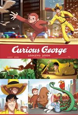 Curious George - Family Favourites Movie Poster