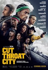 Cut Throat City Movie Poster Movie Poster