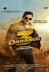 Dabangg 3 (Hindi) Movie Poster