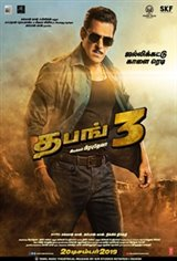 Dabangg 3 (Tamil) Large Poster