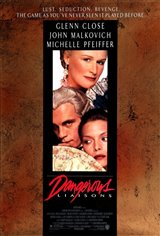 Dangerous Liaisons Movie Poster