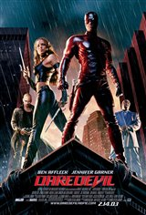 Daredevil (2003) Movie Poster