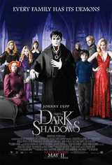 Dark Shadows Large Poster