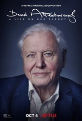 David Attenborough: A Life on Our Planet (Netflix) Movie Poster