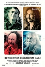 David Crosby: Remember My Name Movie Poster
