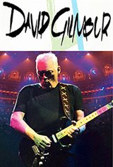 David Gilmour Live in Gdansk Movie Poster