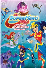 DC Super Hero Girls: Legends of Atlantis Movie Poster