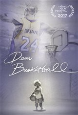 Dear Basketball Movie Poster