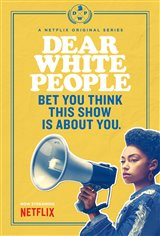 Dear White People (Netflix) Movie Poster