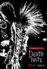 Death Note (Netflix) Movie Poster