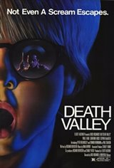 Death Valley (1982) Large Poster