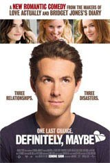 Definitely, Maybe Movie Poster
