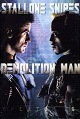 Demolition Man Movie Poster