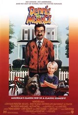 Dennis the Menace Movie Poster