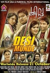 Desi Munde Movie Poster