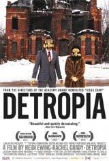 Detropia Movie Poster