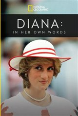 Diana: In Her Own Words Movie Poster