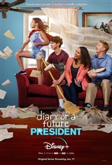 Diary of a Future President (Disney+) Movie Poster