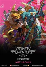 DIGIMON ADVENTURE tri.: Coexistence Movie Poster