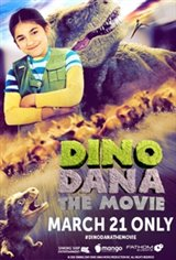 Dino Dana the Movie Large Poster
