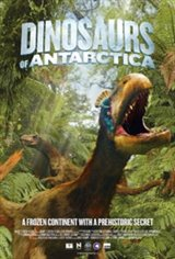 Dinosaurs of Antarctica 3D Large Poster