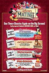 Disney Matinee Club: Mulan Movie Poster
