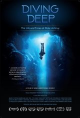 Diving Deep: The Life and Times of Mike deGruy Large Poster
