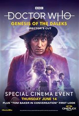 Doctor Who: Genesis of the Daleks Movie Poster