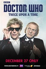 Doctor Who: Twice Upon a Time Movie Poster