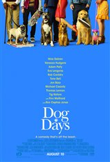 Dog Days Movie Poster Movie Poster