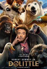 Dolittle Movie Poster