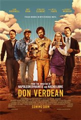 Don Verdean Movie Poster