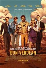 Don Verdean Movie Poster