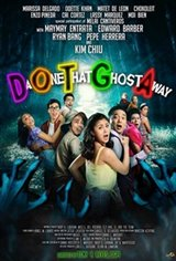 DOTGA: Da One That Ghost Away Movie Poster