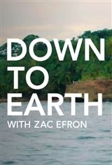 Down to Earth with Zac Efron (Netflix) Large Poster