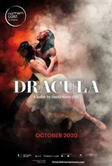 Dracula - Northern Ballet Movie Poster