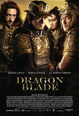 Dragon Blade Movie Poster Movie Poster