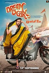 Dream Girl (Hindi) Movie Poster