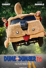 Dumb and Dumber To Large Poster