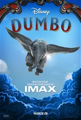 Dumbo: An IMAX 3D Experience Movie Poster