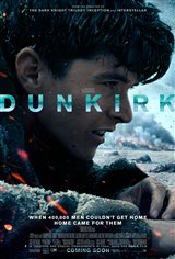 Dunkirk in 70mm Movie Poster