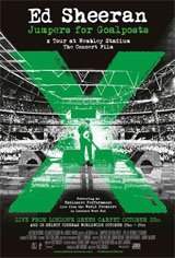 Ed Sheeran: Jumpers for Goalposts - Live from Wembley Stadium Large Poster