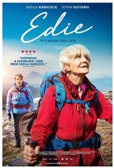 Edie Large Poster