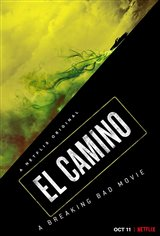 El Camino: A Breaking Bad Movie Movie Poster