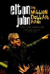 Elton John: The Million Dollar Piano Movie Poster